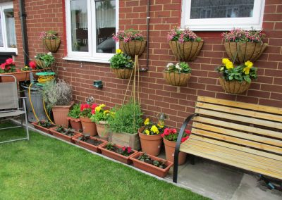 Mr & Mrs Heydon - Best Hanging Basket (2)