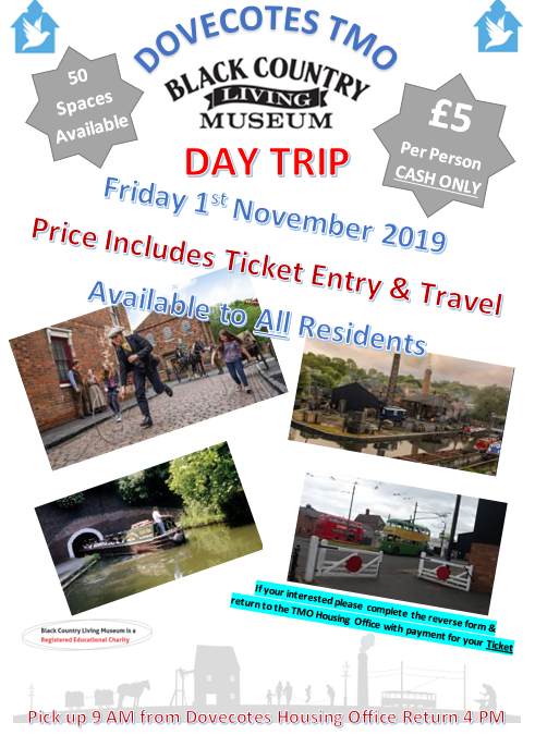 DAY TRIP – Black Country Museum